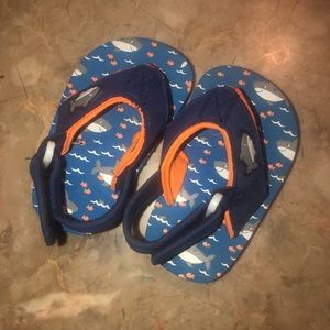 Other - Baby shark sandals for boys or girls. Size 3.